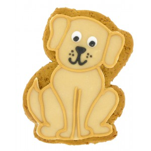 Iced Gingerbread Dog - 12 x 1s