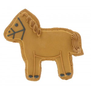 Iced Gingerbread Pony - 12 x 1s