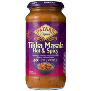 Hot and Spicy Tikka Masala - 6 x 450g