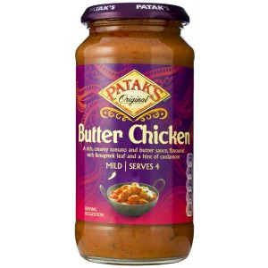 Butter Chicken - 6 x 450g