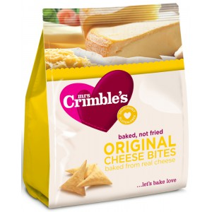 Original Cheese, gluten free - 6 x 60g