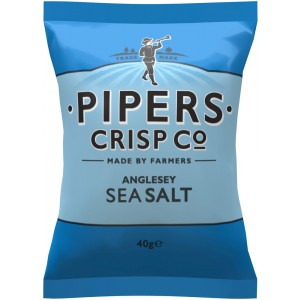 Anglesey Sea Salt - 24 x 40g