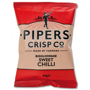 Biggleswade Sweet Chilli - 24 x 40g