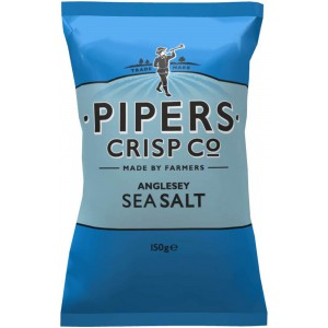 Anglesey Sea Salt - 15 x 150g