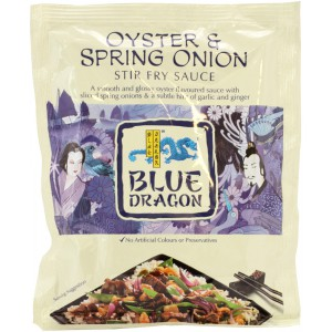 Oyster & Spring Onion Sauce - 12 x 120g