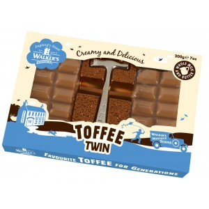 Toffee Twin Hammer Pack - 12 x 200g