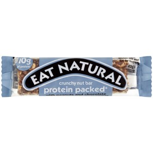 Protein Pack Bar with Peanuts & Chocolate - 12 x 45g