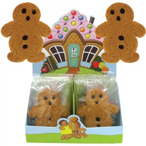 Traditional Gingerbread Men - 12 x 1s