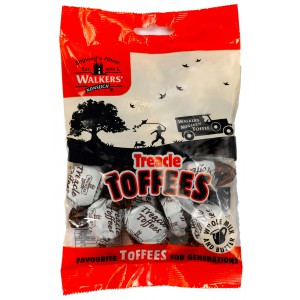 Treacle Toffees, bag - 12 x 150g