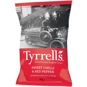 Sweet Chilli & Red Pepper - 24 x 40g