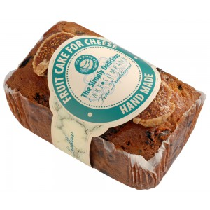 Fruit Cake for Cheese Loaf - 6 x 500g