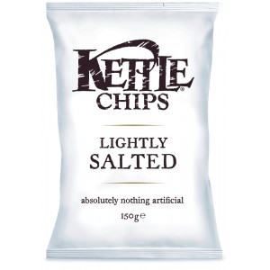 Lightly Salted - 12 x 150g