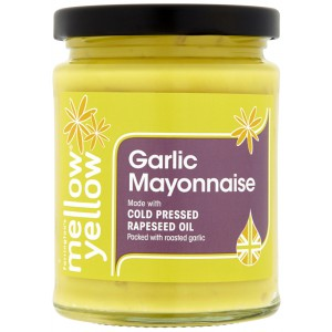 Garlic Mayonnaise - 6 x 240ml