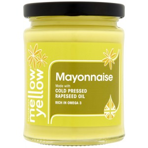 Mellow Yellow Mayonnaise - 6 x 240ml