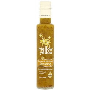 Mellow Yellow Honey & Mustard Dressing - 6 x 250ml