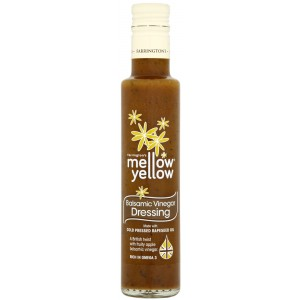 Mellow Yellow Balsamic Vinegar Dressing - 6 x 250ml