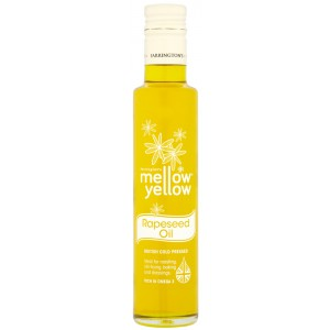 Mellow Yellow Cold Pressed Rapeseed Oil - 6 x 250ml