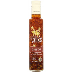 Mellow Yellow Chilli Oil - 6 x 250ml