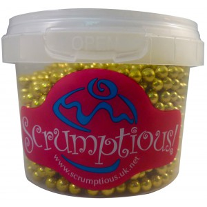 Gold Pearls - 6 x 70g