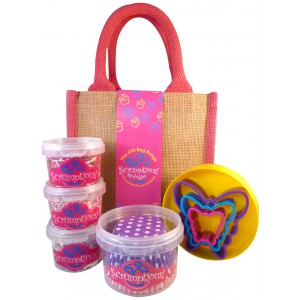 Butterfly Gift Bag - 4 x 41g