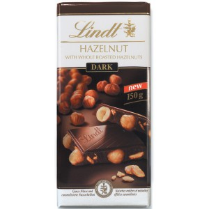 Dark Hazelnut Bar - 13 x 150g