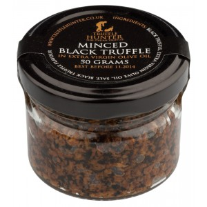 Minced Black Truffle - 6 x 50g