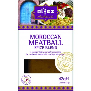 Moroccan Meatball Spice Blend - 6 x 42g