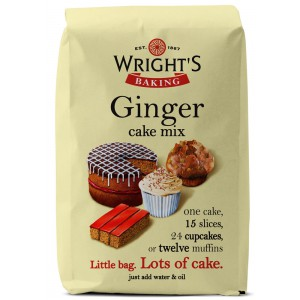 Ginger Cake Mix - 5 x 500g