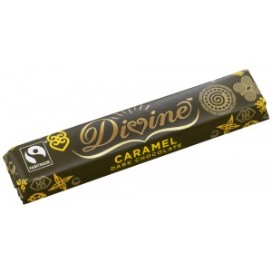 Dark Chocolate Caramel Bar - 30 x 40g