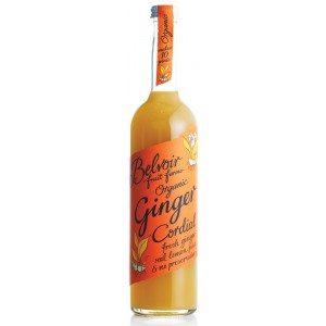 Organic Cordial Ginger  - 6 x 50cl