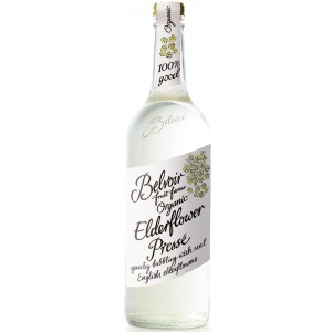 Organic Presse Elderflower - 12 x 75cl