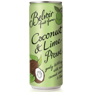 Coconut & Lime Presse Cans - 12 x 250ml