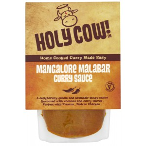 Mangalore Malabar Curry Sauce - 12 x 250g