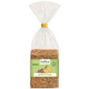 Spelt with Emmental Cheese - 8 x 200g