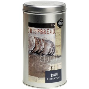 Artisan Swedish Crispbread Standard in Tin - 6 x 300g