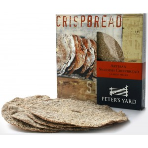 Artisan Swedish Crispbread, 5 Large in Box - 5 x 350g
