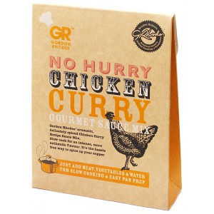 No Hurry Chicken Curry - 6 x 75g