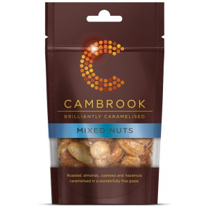 Caramelised Mixed Nuts -  18 x 80g
