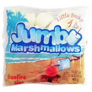 Jumbo Marshmallows - 12 x 460g
