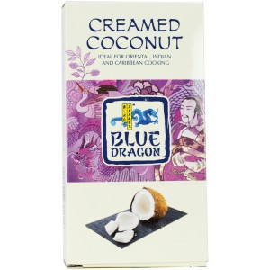 Creamed Coconut Block, box - 12 x 200g