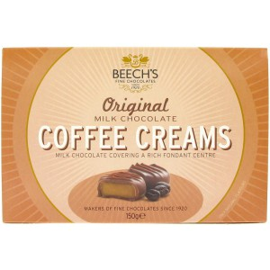 Milk Chocolate Coffee Creams - 6 x 150g