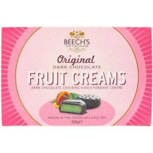 Dark Chocolate Fruit Creams - 6 x 150g