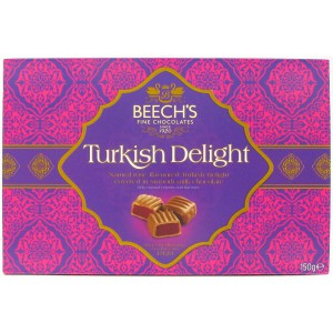Milk Chocolate Turkish Delight - 6 x 150g