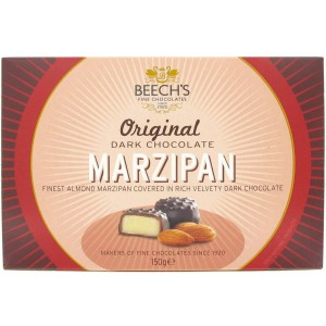 Dark Chocolate  Marzipan - 6 x 150g