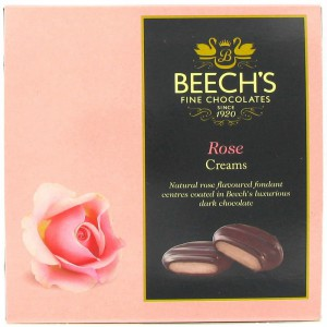 Dark Chocolate Rose Creams - 12 x 90g