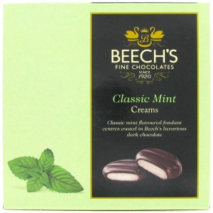 Dark Chocolate Mint Creams - 12 x 90g