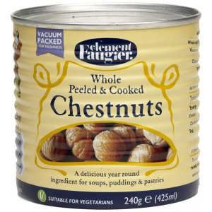 Whole Chestnuts (Vac. Packed)  - 12 x 240g