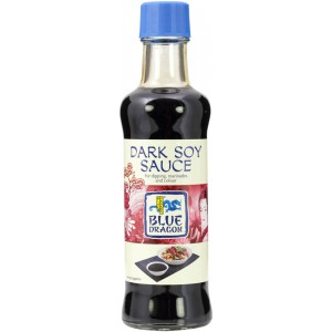 Dark Soy Sauce, bottle - 12 x 150ml