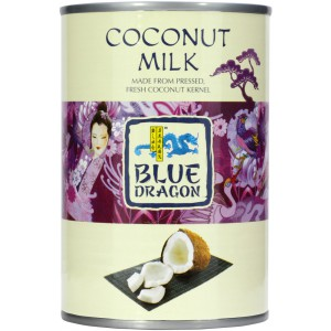 Coconut Milk, tin - 12 x 400ml