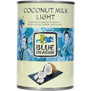 Light Coconut Milk - 12 x 400ml